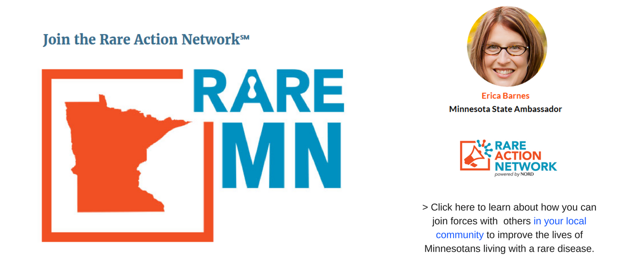 Rare Action Network in MN